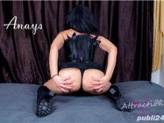 Escorte Ieftine: Anays. Corp perfect pentru masaj erotic