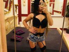Escorte Ieftine: Adriana trans a revenit la cererea voastra